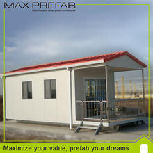 China Low Cost prefabricated Luxury Container House price