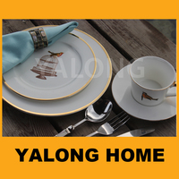 marvelous&excellent items for home decoration dinner plate&dishes