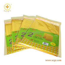 Punch Hole Opp Plastic Bag Packing Kraft Bubble Envelope Office and Home Using