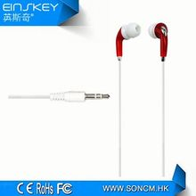 new colorful army earphone
