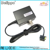 Delippo US Plug 40 Pin Ac Adapter 15v 1.2a for ASUS Eee Pad Wall Mount Transformer For USA Japan Canada