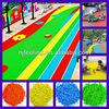 Colored EPDM Rubber Chips Mulch For Playground FN-J-03197