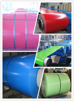 color coated hot dipped AL-Zinc alloy coating cold rolled steel plate and coil