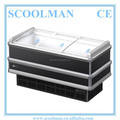 Ultra- baixa temperatura de sorvete freezer