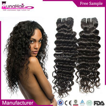Natural body wave 6A grade 100% unprocessed wholesale remy brazilian virgin hair