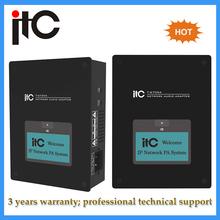 Best price wall mount type 2*10w amplifier ip pa system