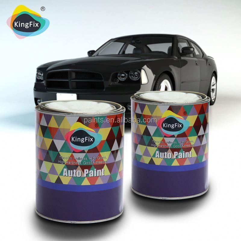 Kingfix brand 2 year shelf life car paint manufacturers for Shelf life of paint
