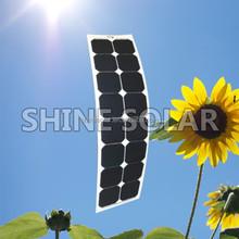 high quality 220w flexible solar panels