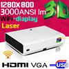 Short throw 3d dlp projector mini tv projector professional full hd led projector 1080p