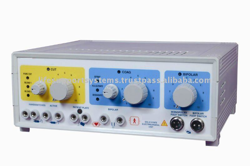 Electro unidad quirúrgica