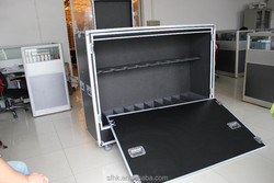 Factory Wholesale Music Instrument Flight Case Electric Guitars Made in China