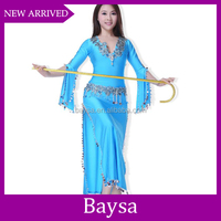 Women hot sexy professional belly dance costume sexy high quality arab belly dance costume BD-110