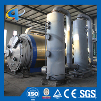 Professional Manufacture Reliable Quality Automatic Tyre Pyrolysis Machine