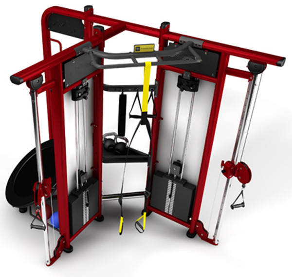 Crossfit fitness equipment Synrgy360 / commercial grade gym equipment names