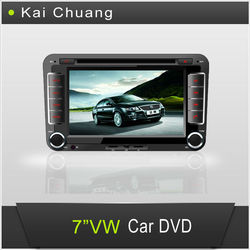 VW Passat 7inch DVD Player with GPS,VW Passat DVD with Radio