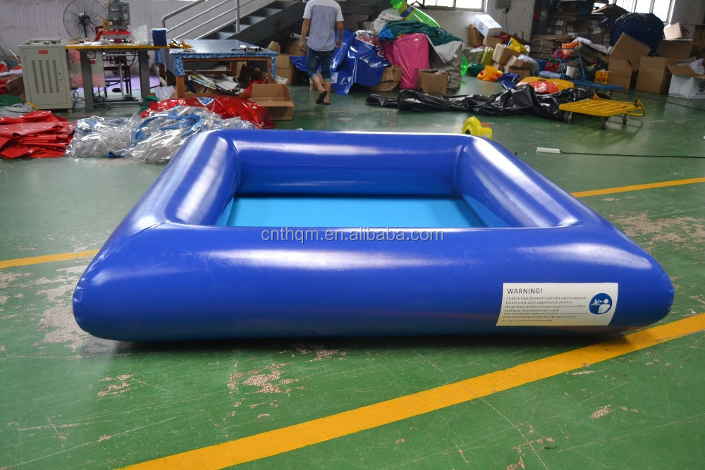 Wholesale square swimming pool inflatable square swimming for Cheap inflatable pool