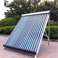 Jiaxing bojia 20tubes solar heat pipe collector, solar manifold