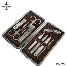 Professional eyebrow tweezers/promotional gift for men/DX-407
