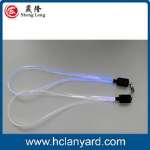 Special hot selling party favor led lanyard