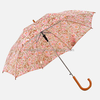 mini lady Stick Umbrella,parasol ,ruffle umbrella