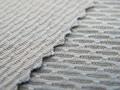 Jacquard moda nylon spandex tela de malla para ropa