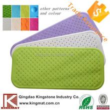 non slip, cartoon pattern rubber bath mat for kids
