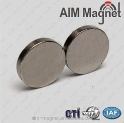 N42 10x2mm Disc Neoymium Magnet Supplier