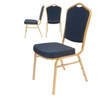 Factory Wholesale Iron Banquet Chair