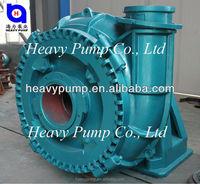 2015 china hot sales heavy sand suction pump dredge slurry pump with engine