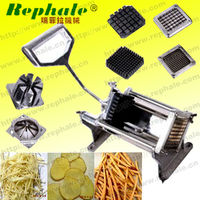 Stainless Steel Manual Home Potato Chips Machine