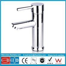 Hot selling single lever hot & cold brass wash hand basin tap / faucet manufacturer