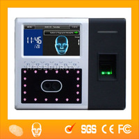 """Chinese 4.3"""" Touch Screen Face Recognition Attendance Solution(HF-FR302)"""