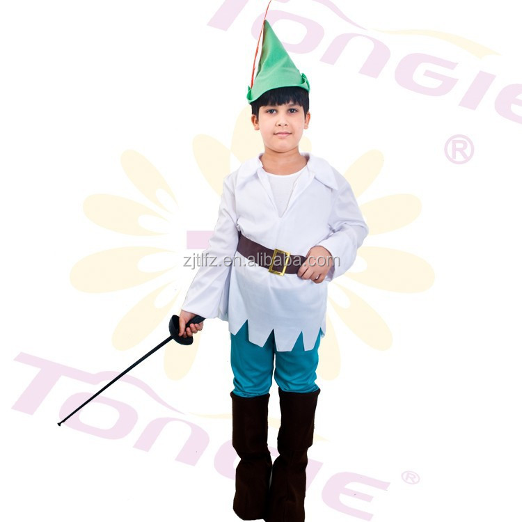 cheap china wholesale clothing forest guard costume