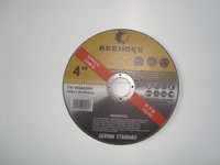 cutting disc for all metal and stainless steel in 4 5 6 to 16 inch