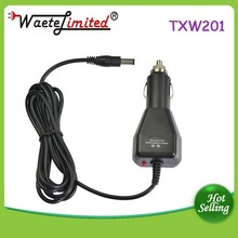 2015 car accessories 15V 1.2A car power charger CE ROHS for digital camera and cell phones etc.