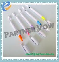 Liquid Chalk Marker Pen Glitter Whiteboard colourful Marker Pen twin pen