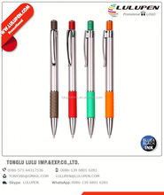 flat BallPoint Pen Ball Pen with watch Promotional Pen with led light