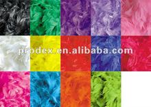 Party supplies chandelle feathers boas
