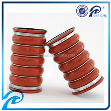 High Temperature Wire Rings Silicone Rubber Radiator Hose For Truck Turbo Kits