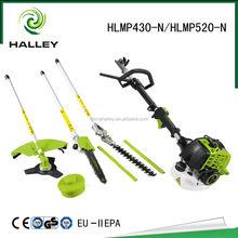 2 tiempos multiusos herramienta de jardín precio 4in1 52cc HLMP520-N