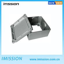 Aluminium die casting parts custom aluminum box