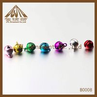 New Design Colored Jingle Bells For Decoration