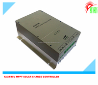 High efficiency Auto adapt 12v 24v 30a mppt solar charge controller