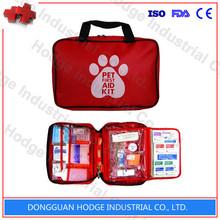 Pet bag pet first aid kit pet grooming kit