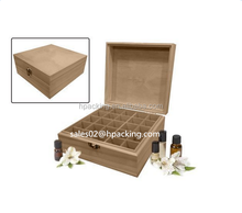 factory price box wood, wood box packaging, essential oil wood box