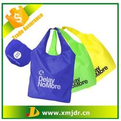 High Quality Wholesale Nylon Foldable Shopping Bag
