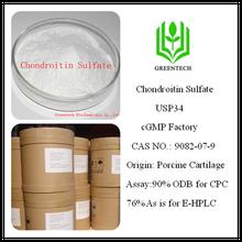 Health Food Additive Pharm Grade Chondroitin sulfate Porcine 90% CPC USP34