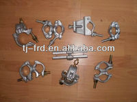 scaffolding bs1139/ Forged or Pressed Scaffolding Coupler/Clamp