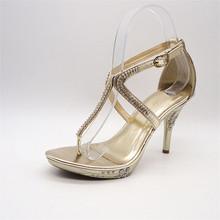 Hot popular latest animal leather italian ladies shoes