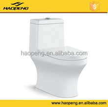 New Design Chaozhou Ceramic Bathroom Siphonic One Piece American Standard Toilet